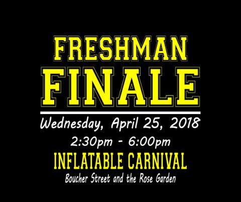 Freshman Finale 2018